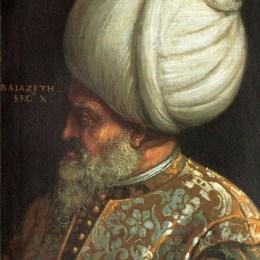 Ekspedita ndëshkimore e Sulltanit Bajazidi i II-te. Histori
