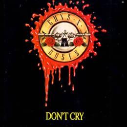 Guns nRoses - Dont Cry (Lyric) balada te pavdekshme
