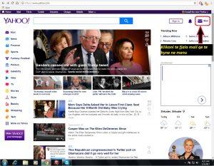 Si te hap nje adrese e-mail (Yahoo). si te hapim . Tutoriale shqip 1