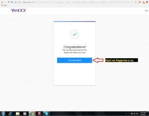 Si te hap nje adrese e-mail (Yahoo). si te hapim . Tutoriale shqip 5