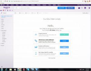 Si te hap nje adrese e-mail (Yahoo). si te hapim . Tutoriale shqip 6