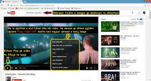 Si te shkarkojme muzike nga YouTube. Tutoriale shqip mp3 converter 2