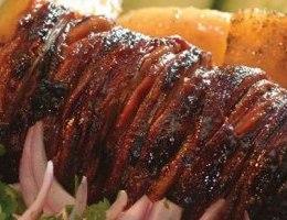 Zorre te mbushura me mish. Receta tradicionale veriore.