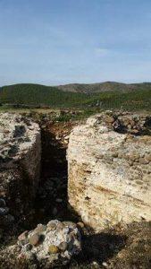 Keshtjella Iliro-Romake Castrum-Vig Kastri i Vigut ne fshatin Vig 1