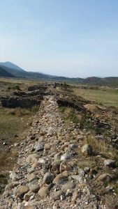 Keshtjella Iliro-Romake Castrum-Vig Kastri i Vigut ne fshatin Vig 8