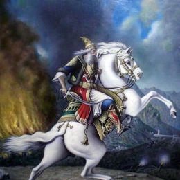 Vellazeria shekullore Serbo Turke ne kurriz te Kombit Shqiptar dhe civilizimit Europian Janosh Huniadi