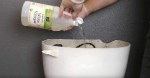Menyre e thjeshte dhe e zgjuar sesi te pastroni WC ne shtepi.