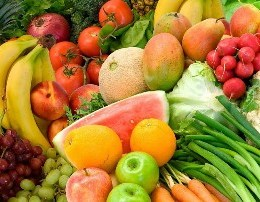 Me cilat ushqime mund ti mbijetoni temperaturave te larta te veres.