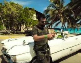 Stine Feat. Big Daddy & Danny Njeto - La Bonita (Teksti)