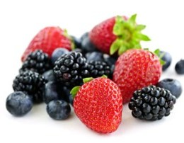Vlerat ushqyese te frutave te pyllit. Shendet