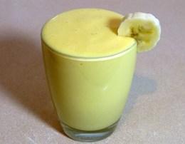Krem qumeshti me banane. Shija qe ju mungon ne kete dite.