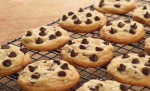 Biskota me copeza cokollate. Receta gatimi te shijshme.