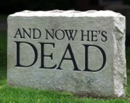 Te vdekurit nuk largohen pergjithmone nga ne. Ne nje forme ose tjeter do jene gjithmone prane nesh.