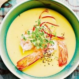 Supe me perime qe sherbehet e ftohte.