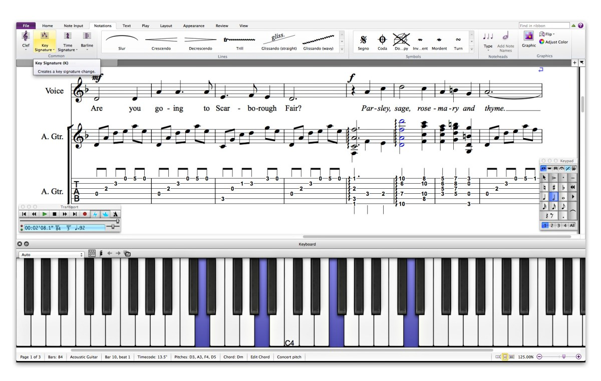 sibelius - the leading music composition and notation software