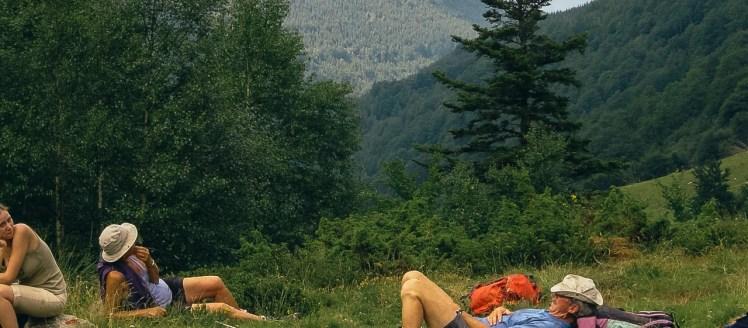 Randonnée Ariège Vallée d'Orgeix
