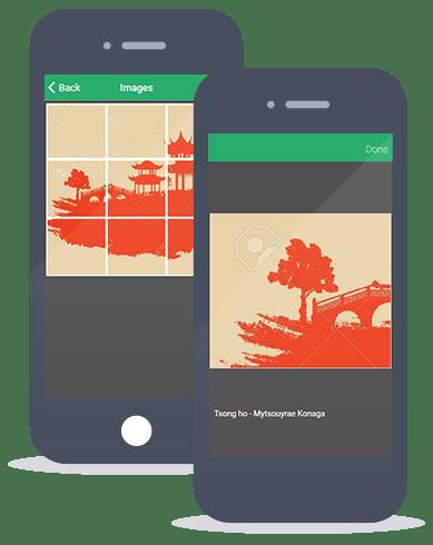 Siberian CMS App Maker's Gallery feature