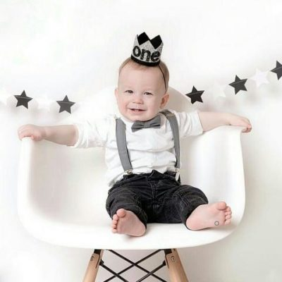 Latest Trends And Themes For Baby Boy First Birthday Outfits Sibia Palace