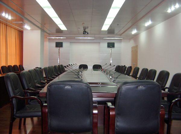 Инсталляция зала совещаний