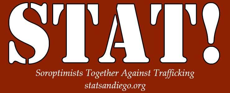 STAT San Diego - Soroptimists Together Against Trafficking