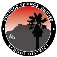Borrego Springs School District Logo