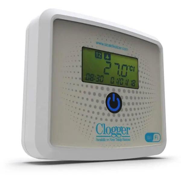 Clogger Sıcaklık ve Nem Takip Sistemi 2