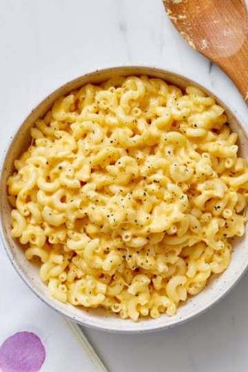 mac and cheese makarna sosu tarifi