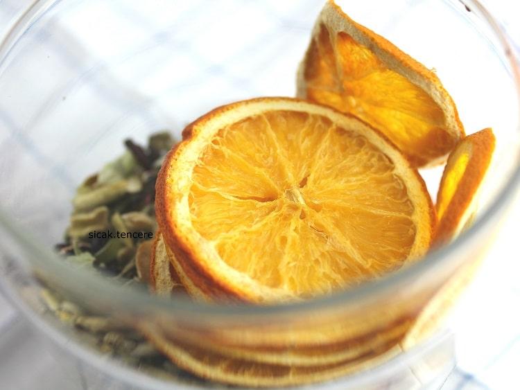 kurutulmuş portakal