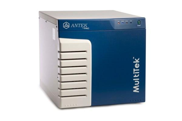 analizador azufre y nitrogeno multitek sica medicion