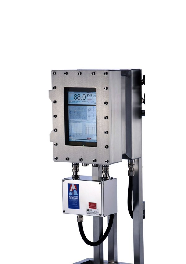 analizador de aceite en agua ex 100m 1000m sica medicion