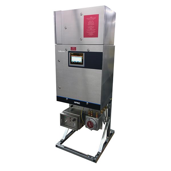 analizador de azufre y nitrogeno total sica medicion