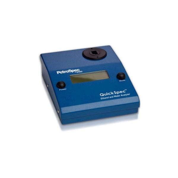 analizador de etanol y agua sica medicion