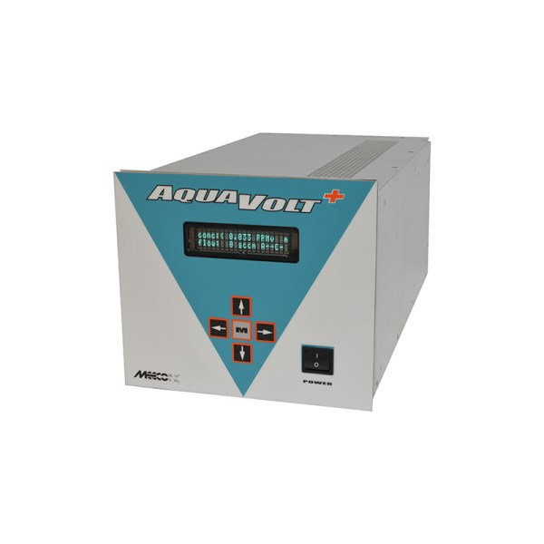 analizador de humedad en gas aquavolt modelo meeco sica medicion