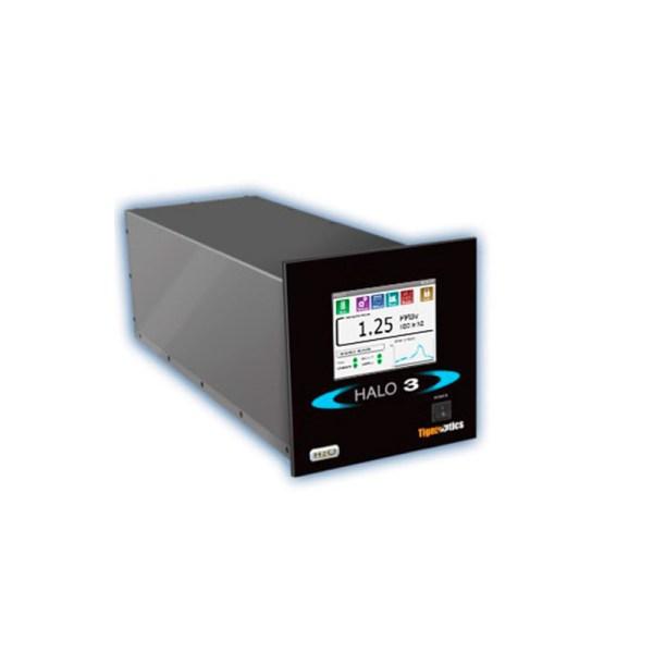 analizador de nivel de traza halo sica medicion