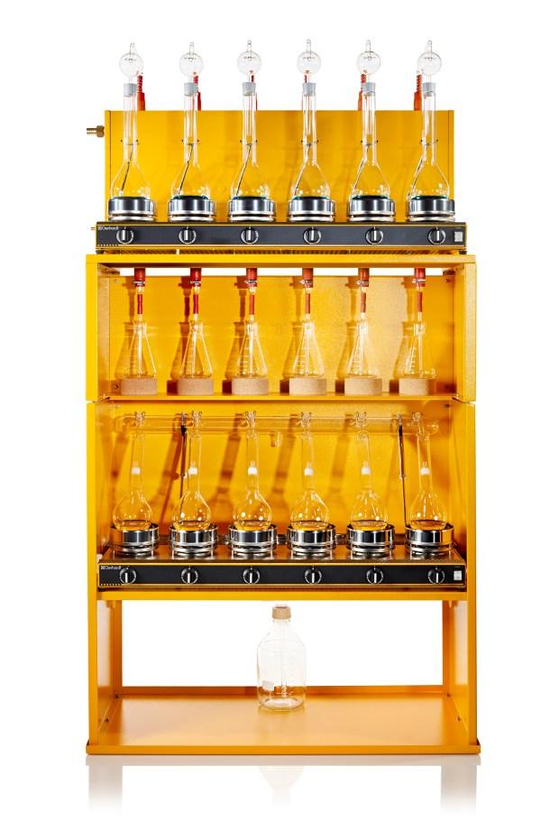 calentador de laboratorio clasico sica medicion