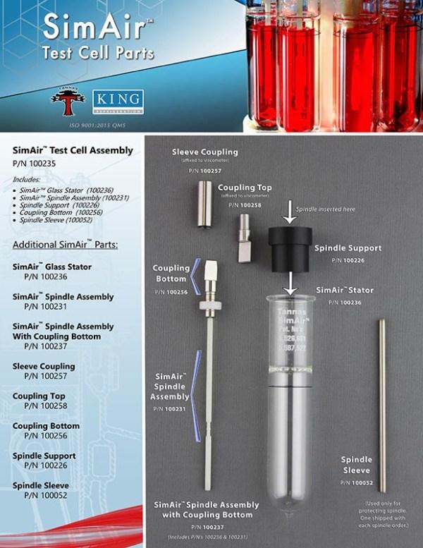 celdas-simair-para-pruebas astm d2983 modelo simair test cells sica medicion