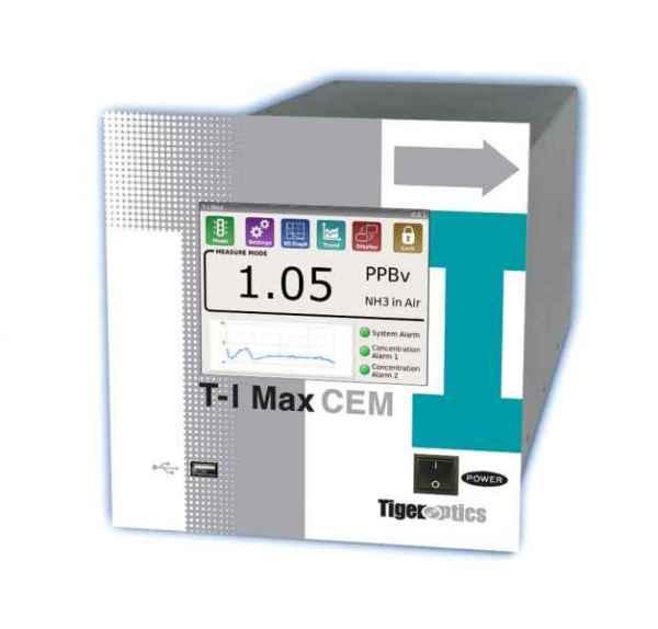 contaminantes moleculares aerotransportables modelo t i max sica medicion