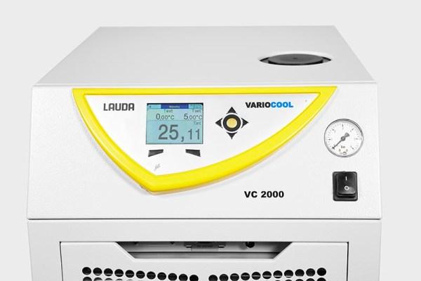 enfriadores de circulacion 20 a 40c modelo variocool sica medicion