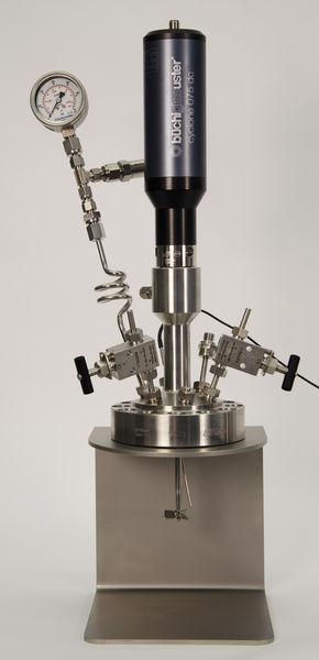 reactor de alta presion y temperatura aplicacion hidrogeneracion