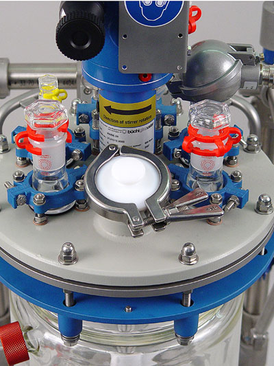 reactor mini planta piloto minipilot reactor multiproposito sica medicion
