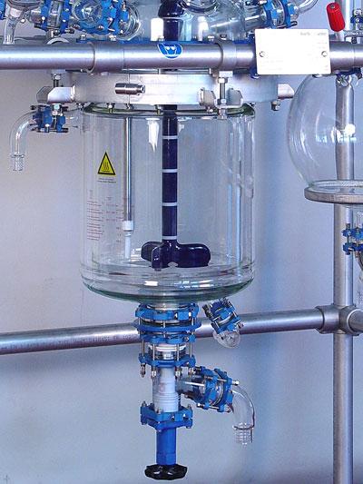 reactor piloto de vidrio chemreactor br rendimiento y fiabilidad sica medicion