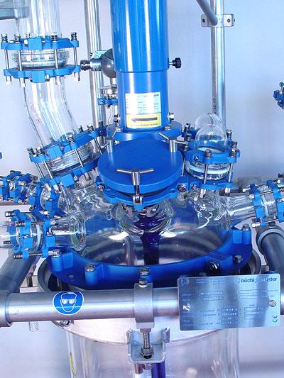 reactor piloto de vidrio chemreactor gr vidrio multiproposito sica medicion