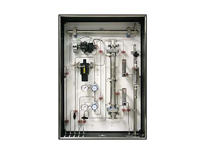 sistema de acondicionamiento de muestra sica medicion