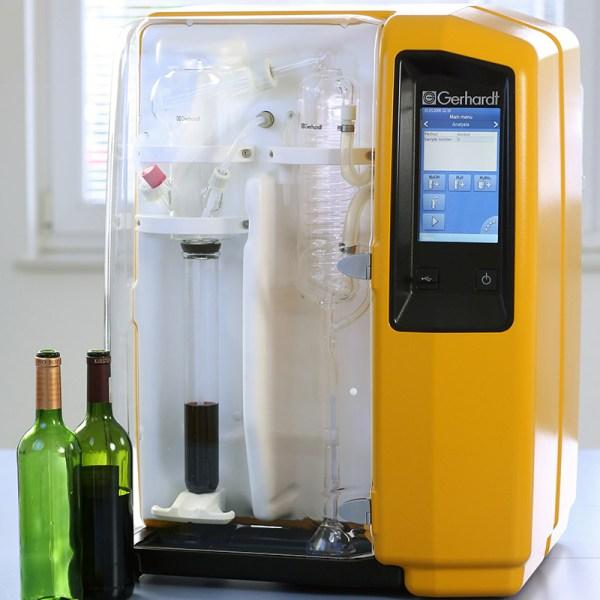 sistema de destilacion vapodest 300 metodos din en iso sica medicion