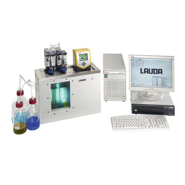 sistema de medicion de viscosidad procesador modular sica medicion