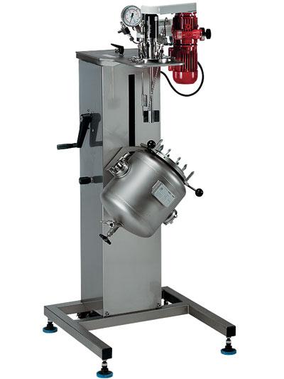 sistema reactor a presion kiloclave sica medicion