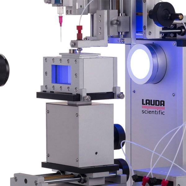 tensiometro de angulo de contacto modelo lsa60 sica medicion