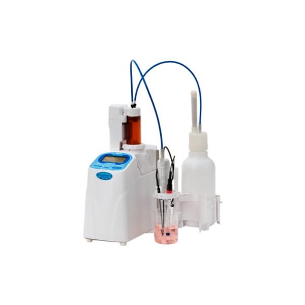 titulador potenciometro automatico modelo at 710 sica medicion