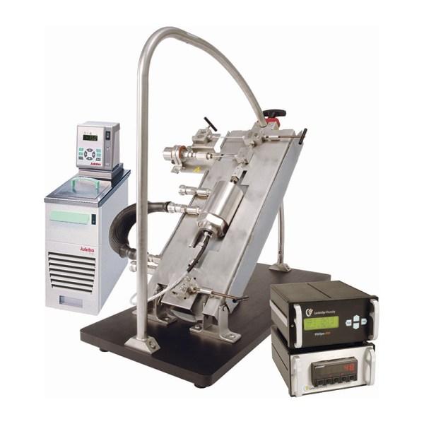 viscosimetro alta presion y temperatura sica medicion