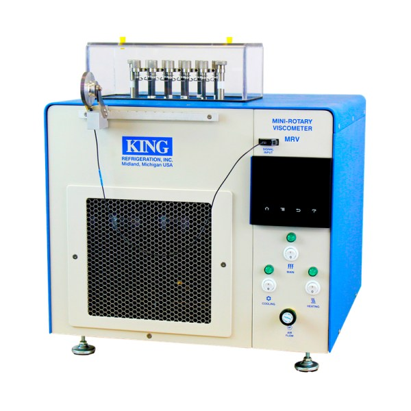 viscosimetro mini rotatorio sica medicion